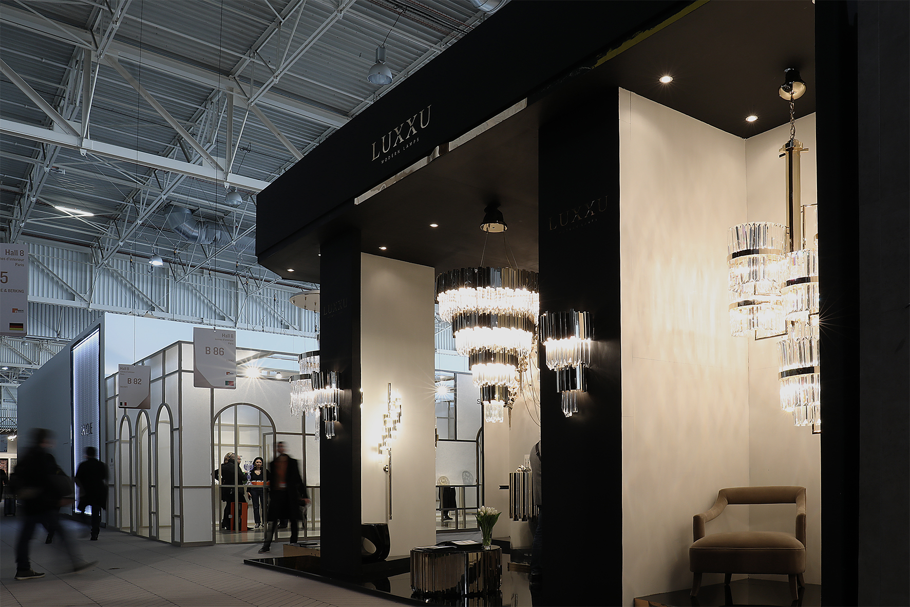What to Expect From LUXXU at Maison et Objet 2017 LUXXU Find Empire Tables by LUXXU What to Expect From LUXXU at Maison et Objet 2017 5 LUXXU Find Empire Tables by LUXXU What to Expect From LUXXU at Maison et Objet 2017 5