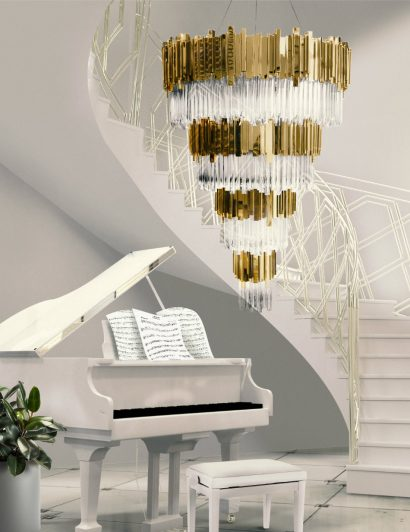 6 Luxurious Stairwell Designs You'll Love 01 Stairwell Designs 6 Luxurious Stairwell Designs You'll Love 6 Luxurious Stairwell Designs Youll Love 01 410x532