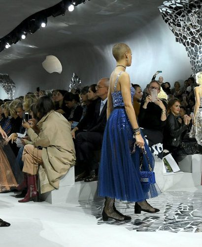 Paris Fashion Week Dior Unveils The Spring Summer 2018 Collection 01