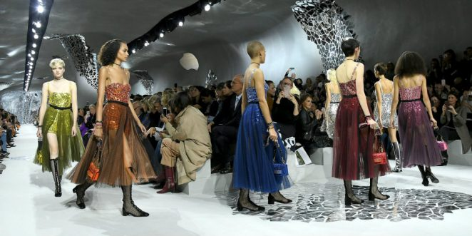 Paris Fashion Week Dior Unveils The Spring Summer 2018 Collection