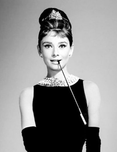 Take a Look Inside Audrey Hepburn's Closet 01