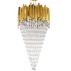 Crystal Chandeliers 5 Crystal Chandeliers To Elevate Your Interiors trump chandelier detail 01 270x270