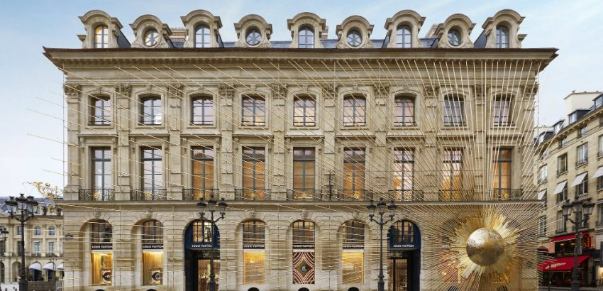 Get to Know Louis Vuitton's New Paris Store 01