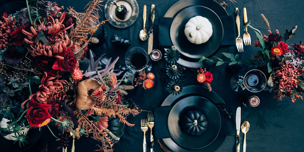 Sophisticated Halloween Dinner Party.The Best Halloween Party Ideas For A Sophisticated Gathering