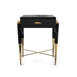 Cozy-Chic Interiors 5 Cozy-Chic Interiors You Will Love spear side table 01 270x270