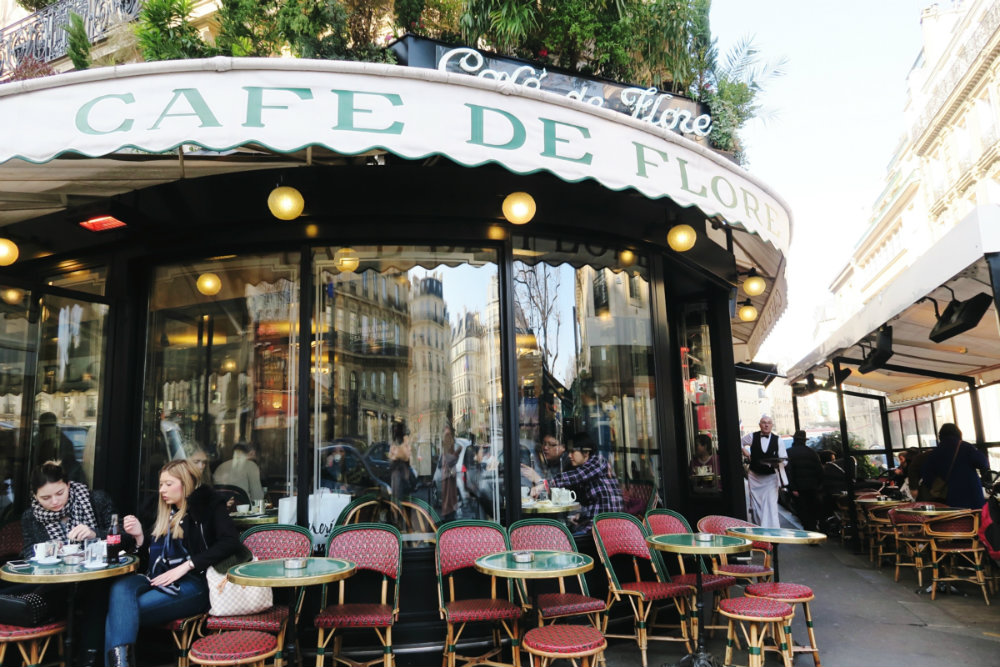 5 Parisian Cafés You Need To Know About