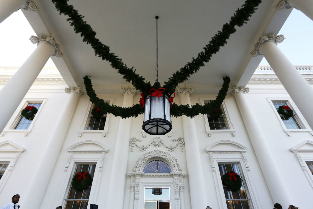 The White House Has Revealed the Christmas 2017 Decorations