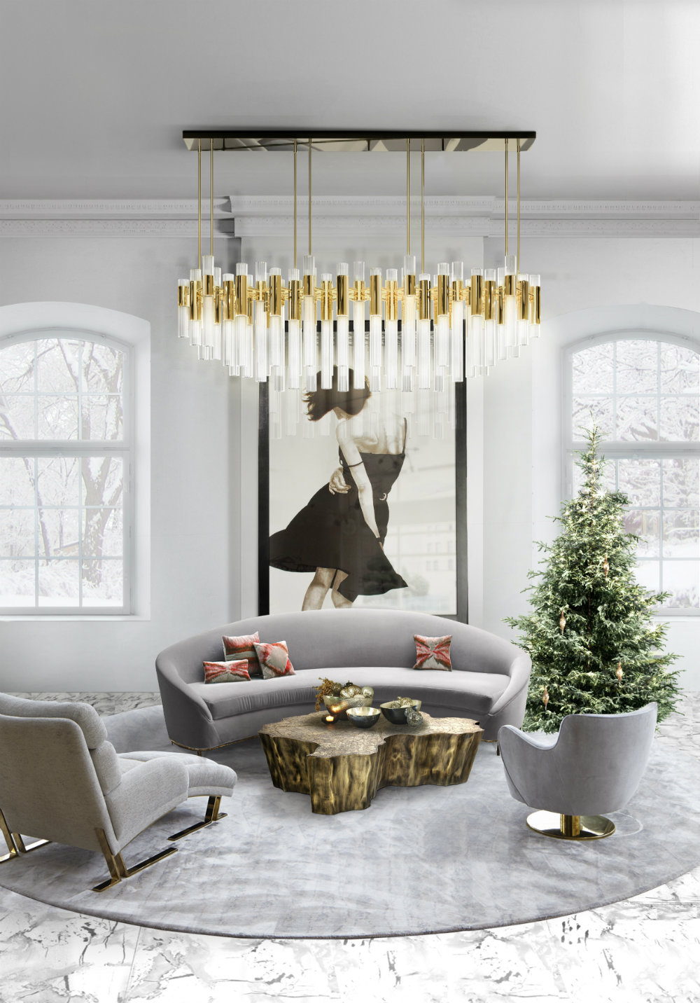 "The Best Luxury Gift Guide for Interior Design Lovers Chandelier Get inspired with the free e-Book ""100 Luxury Chandeliers"" The Best Luxury Gift Guide for Interior Design Lovers 01 Chandelier Get inspired with the free e-Book ""100 Luxury Chandeliers"" The Best Luxury Gift Guide for Interior Design Lovers 01"