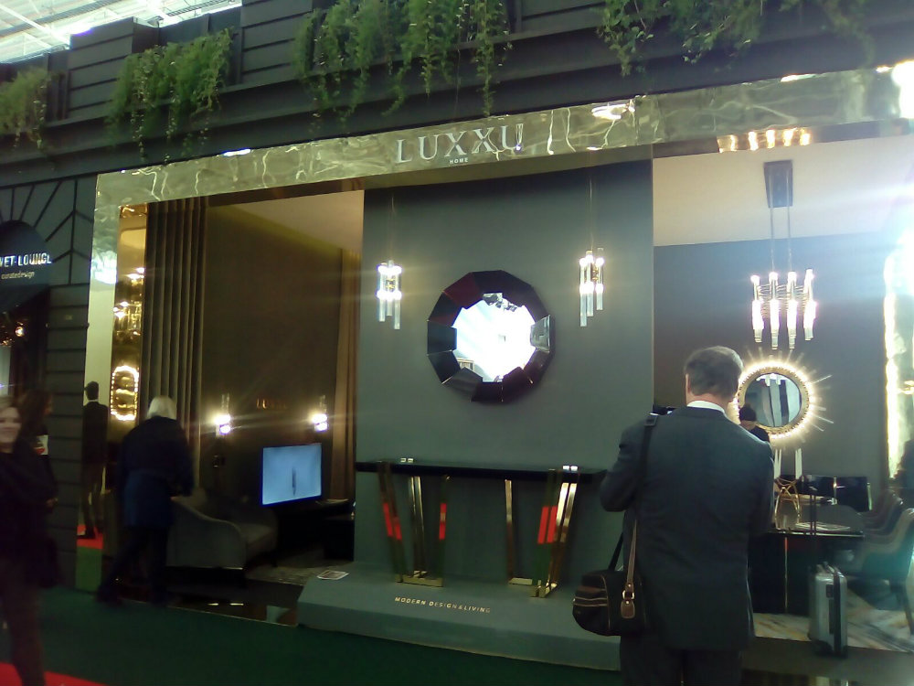 Highlights From Day 1 Of Maison Et Objet 2018 luxurious bathrooms The best lighting for the most luxurious bathrooms Highlights From Day 1 Of Maison Et Objet 2018 01 luxurious bathrooms The best lighting for the most luxurious bathrooms Highlights From Day 1 Of Maison Et Objet 2018 01