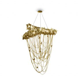 restaurants for valentine's day The Most Romantic Restaurants for Valentine's Day mcqueen chandelier 01 270x270