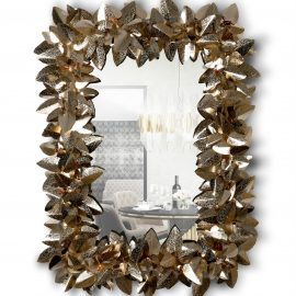 romantic hotels 5 Romantic Hotels for the Perfect Valentine's Day Getaway mcqueen rectangular wall light mirror 01 270x270
