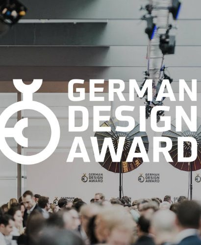 Get To Know The Winner of The German Design Award 2018 01 german design award 2018 Get To Know The Winners of The German Design Award 2018 Get To Know The Winner of The German Design Award 2018 01 410x500