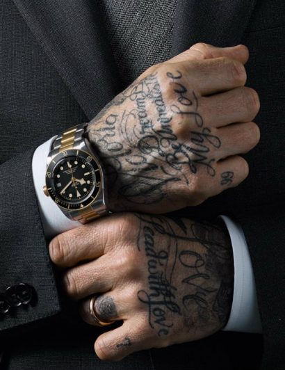 Luxury Watches David Beckham is Thee Newest Tudor's Ambassador 01 luxury watches Luxury Watches: David Beckham is The Newest Tudor's Ambassador Luxury Watches David Beckham is Thee Newest Tudors Ambassador 01 410x532