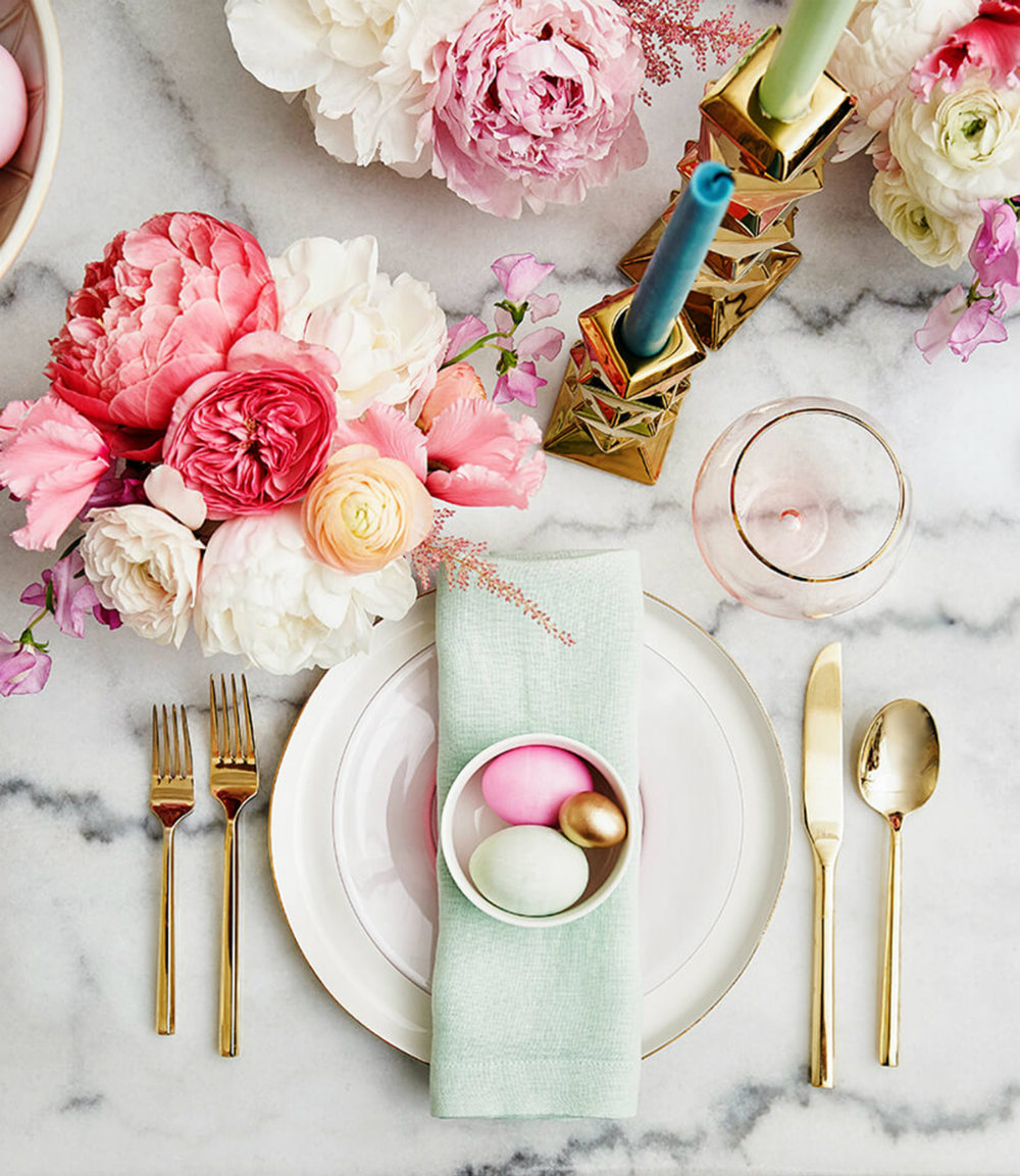 Stunning Easter Table Setting Ideas You Will Love
