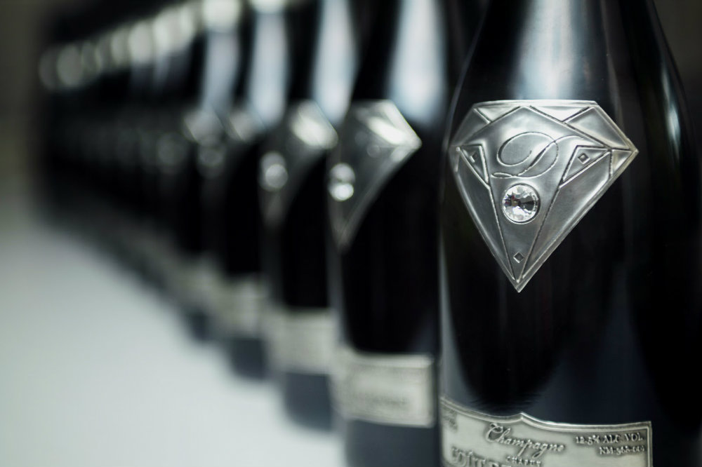 Top 5 Most Expensive Champagne Bottles In The World
