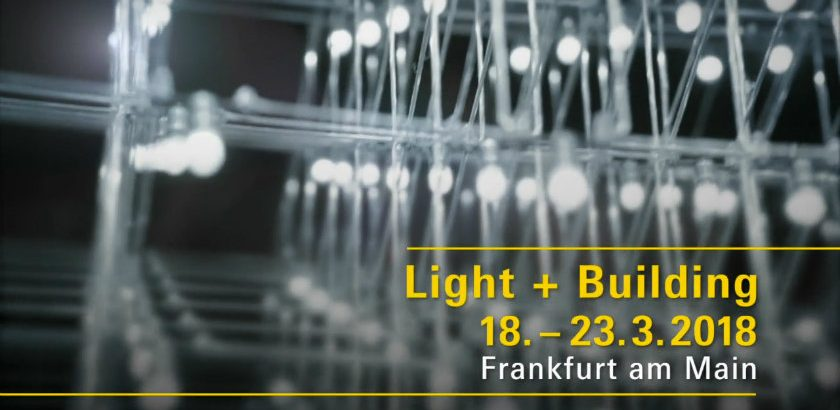 Top Exhibitors at Light + Building 2018 01 light + building 2018 Top Exhibitors at Light + Building 2018 Top Exhibitors at Light Building 2018 01 840x410