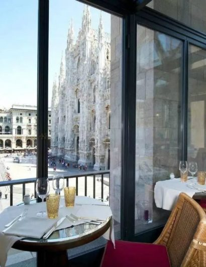 Milan Design Guide The Best Restaurants in Milan 01