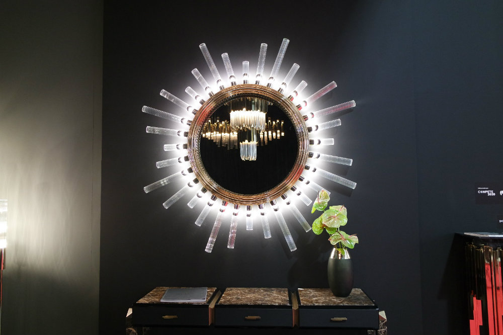 iSaloni 2018: Luxury Mirror Designs We Are Loving isaloni 2019 What You Need To Know About iSaloni 2019 iSaloni 2018 Luxury Mirror Designs We Are Loving 01 isaloni 2019 What You Need To Know About iSaloni 2019 iSaloni 2018 Luxury Mirror Designs We Are Loving 01