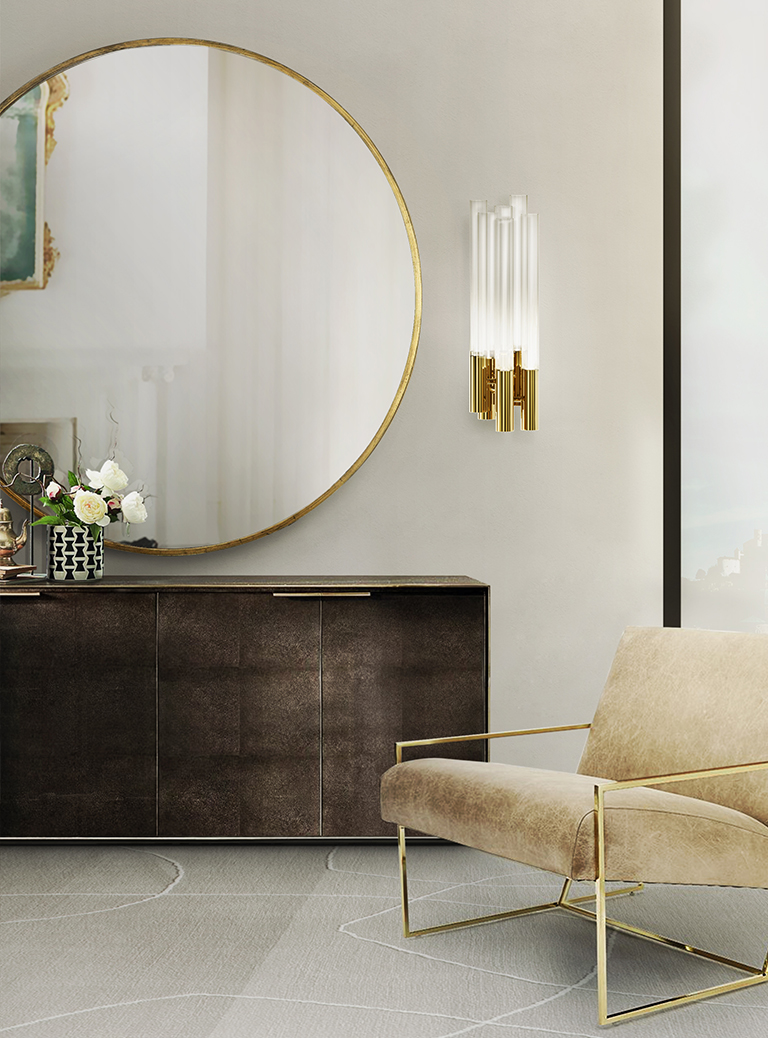 ICFF 2018: Meet the Burj Wall Lamp isaloni 2018 iSaloni 2018: Luxury Mirror Designs We Are Loving ICFF 2018 Meet the Burj Wall Lamp 01 isaloni 2018 iSaloni 2018: Luxury Mirror Designs We Are Loving ICFF 2018 Meet the Burj Wall Lamp 01