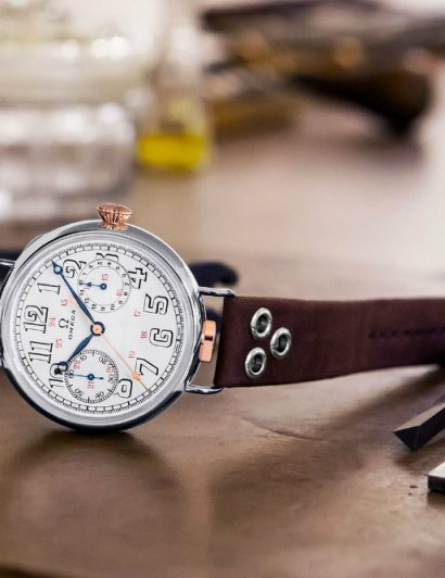 Omega Has Unveiled the Limited Edition Wrist-Chronograph 01 Omega Omega Has Unveiled the Limited Edition Wrist-Chronograph Omega Has Unveiled the Limited Edition Wrist Chronograph 01 410x532