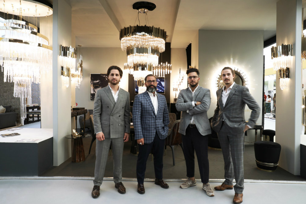 The Highlights From LUXXU Exhibition at Decorex 2018 04 Decorex 2018 The Highlights From LUXXU Exhibition at Decorex 2018 The Highlights From LUXXU Exhibition at Decorex 2018 04