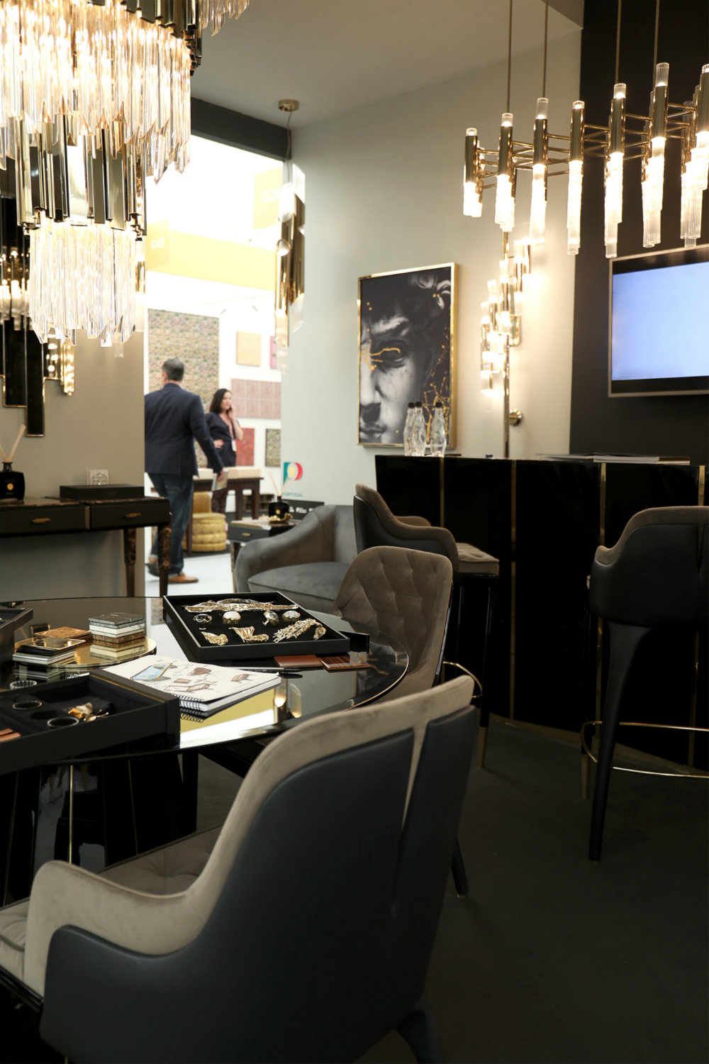 The Highlights From LUXXU Exhibition at Decorex 2018 05 Decorex 2018 The Highlights From LUXXU Exhibition at Decorex 2018 The Highlights From LUXXU Exhibition at Decorex 2018 05
