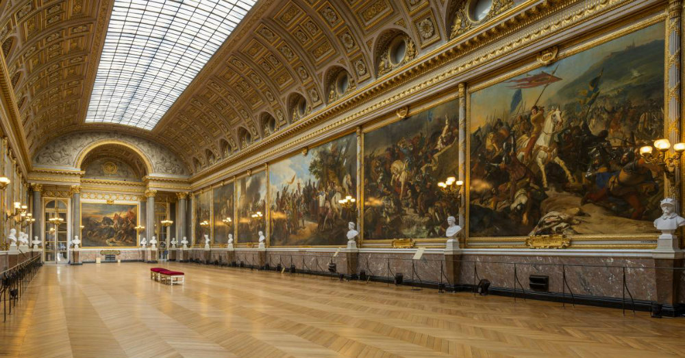 Get to Know the Beautiful Palace of Versailles 03 Palace of Versailles Get to Know the Beautiful Palace of Versailles Get to Know the Beautiful Palace of Versailles 03