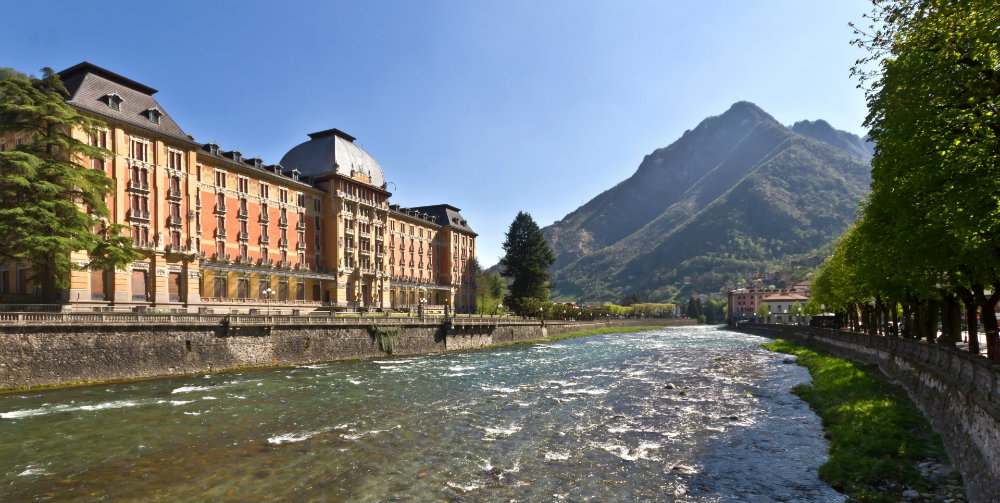San Pellegrino Might be the Ideal Destination for Fall and Winter