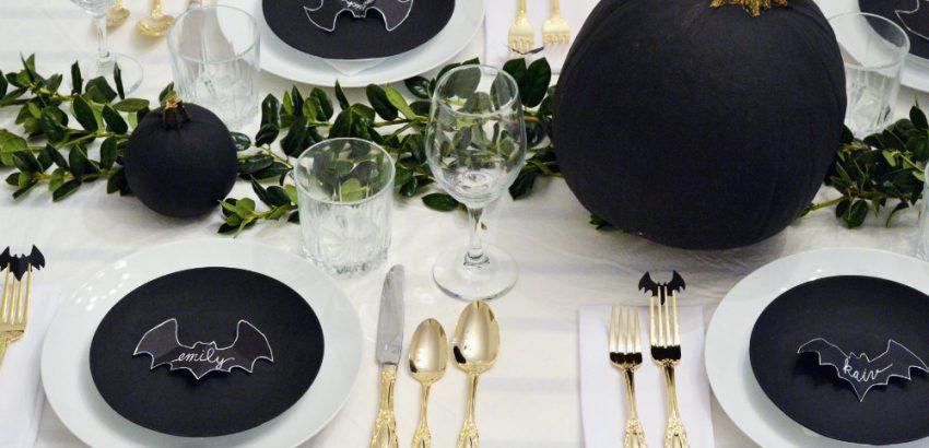 The Best Elegant Halloween Décor Ideas 01