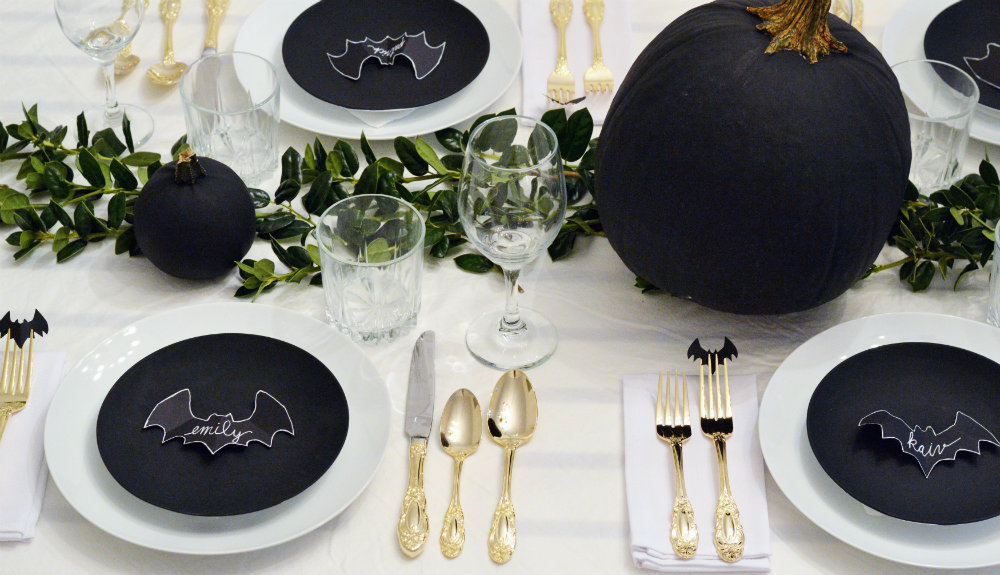 The Best Elegant Halloween Décor Ideas