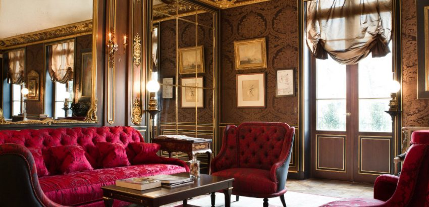 The Most Beautiful Hotel Bars in Paris 01