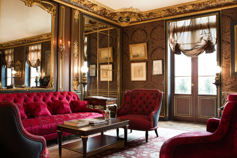 The Most Beautiful Hotel Bars in Paris