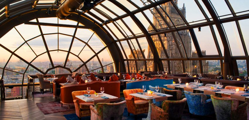These Are The Best Restaurants in Moscow 01