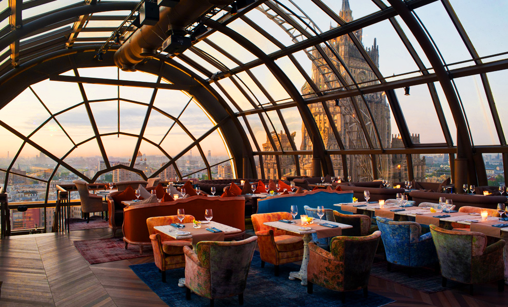 These Are The Best Restaurants in Moscow