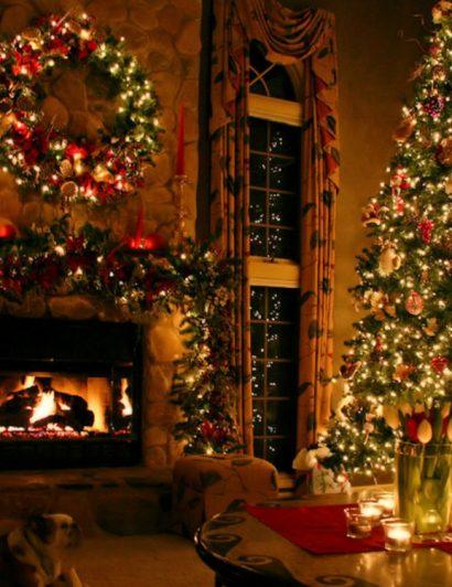 5 Classic and Timeless Christmas Décor Ideas 03 Timeless Christmas Décor 5 Classic and Timeless Christmas Décor Ideas 5 Classic and Timeless Christmas D  cor Ideas 03 410x532
