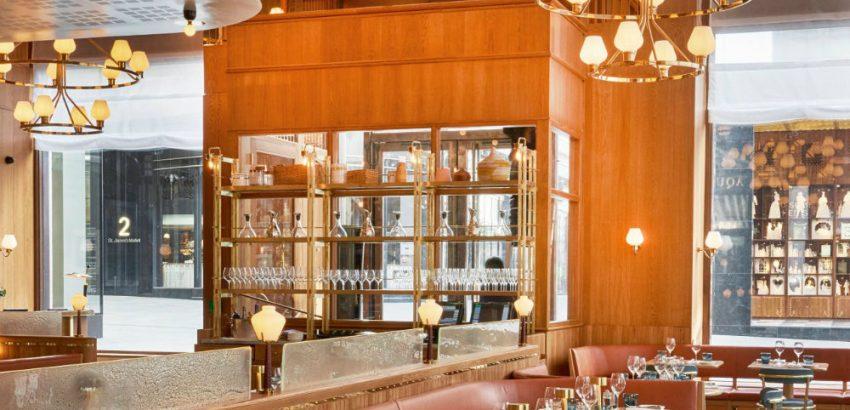 5 Stylish & Inspiring Restaurant Designs 01