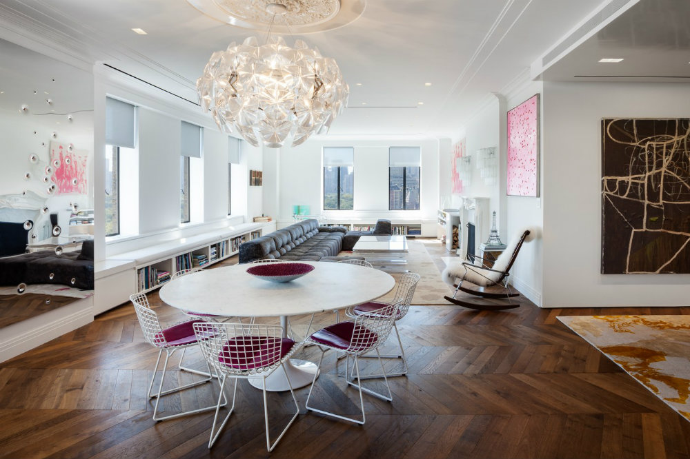 Inside A Luxury Home in New York City