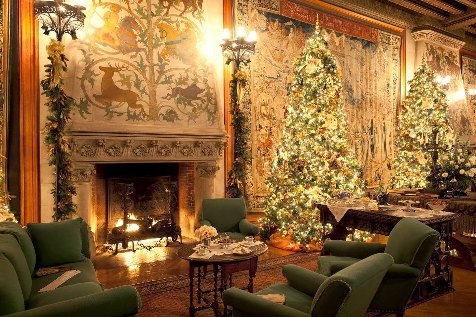 The Ultimate Luxury Christmas at Biltmore Estate
