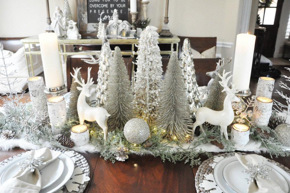 5 Elegant Christmas Table Décor Ideas 03 Christmas Table Décor 5 Elegant Christmas Table Décor Ideas 5 Elegant Christmas Table D  cor Ideas 03