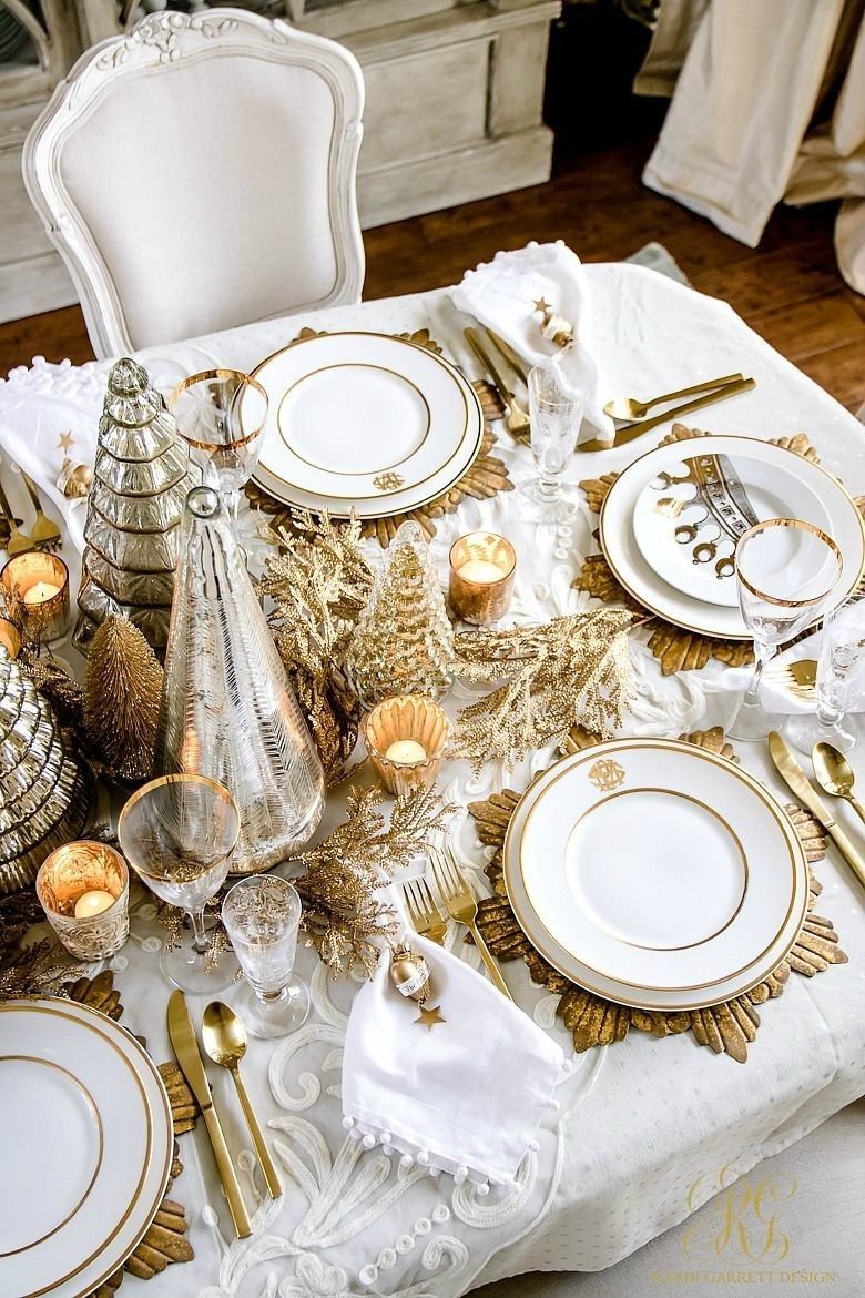 5 Elegant Christmas Table Décor Ideas 05 Christmas Table Décor 5 Elegant Christmas Table Décor Ideas 5 Elegant Christmas Table D  cor Ideas 05