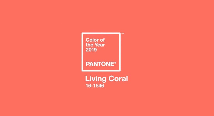 color of the year for 2019 Pantone Has Released Their Color of The Year For 2019 living coral coral vivo cor do ano pantone 2019