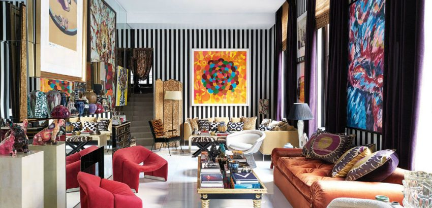 7 of the Most Chic Interiors in Paris 05