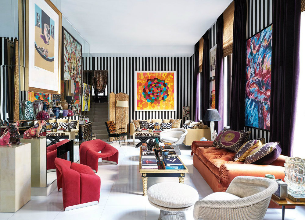 7 of the Most Chic Interiors in Paris