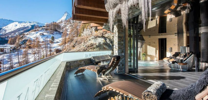 Luxury Chalets for The Perfect Winter Escape 05