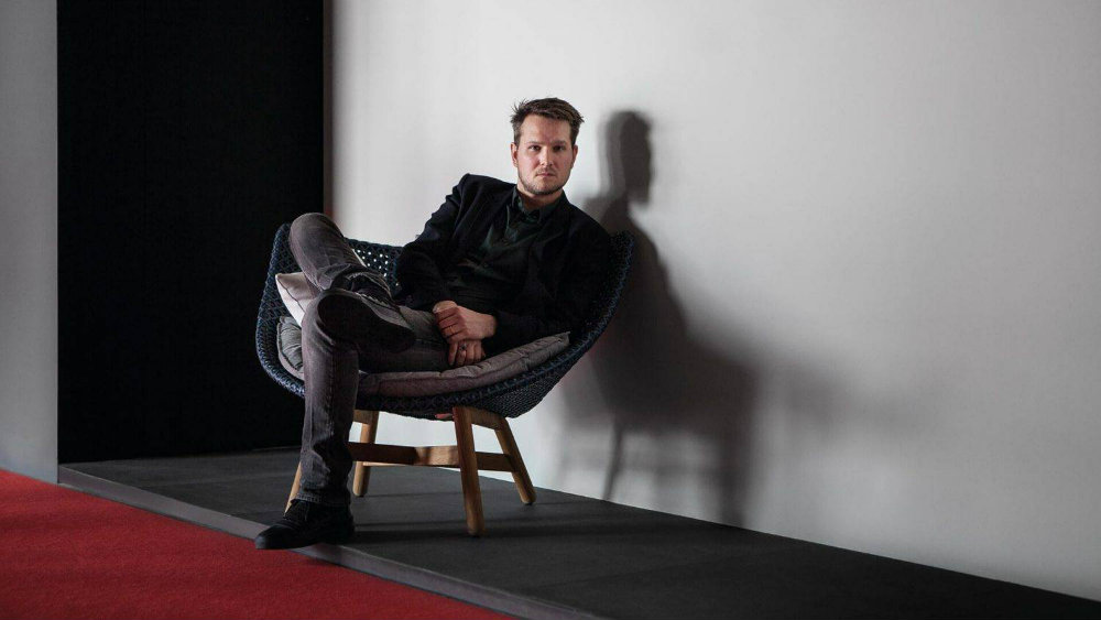 Meet Sebastian Herkner - Maison et Objet Designer of The Year