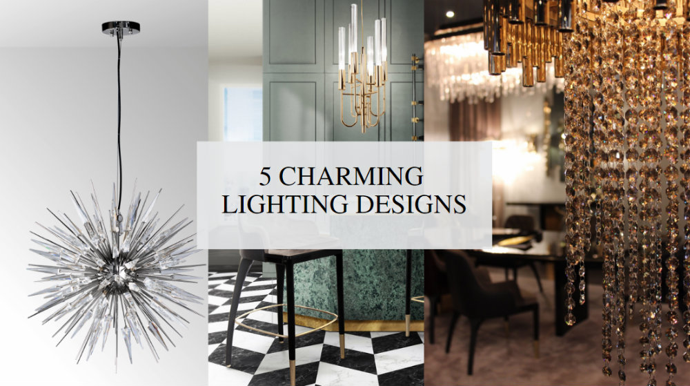 The Most Charming Lighting Designs for Valentine's Day