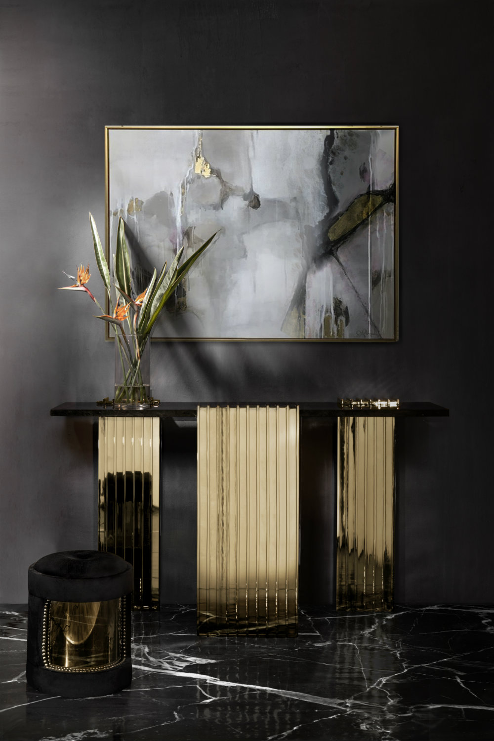 Luxury Designs To See At AD Design Show 2019 wall lamp Gold wall lamps to create a sophisticated decoration Luxury Designs To See At AD Design Show 2019 01 wall lamp Gold wall lamps to create a sophisticated decoration Luxury Designs To See At AD Design Show 2019 01