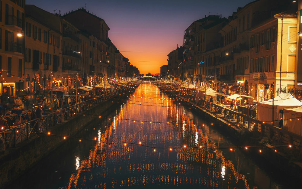 The Best Places To Relax In Milan