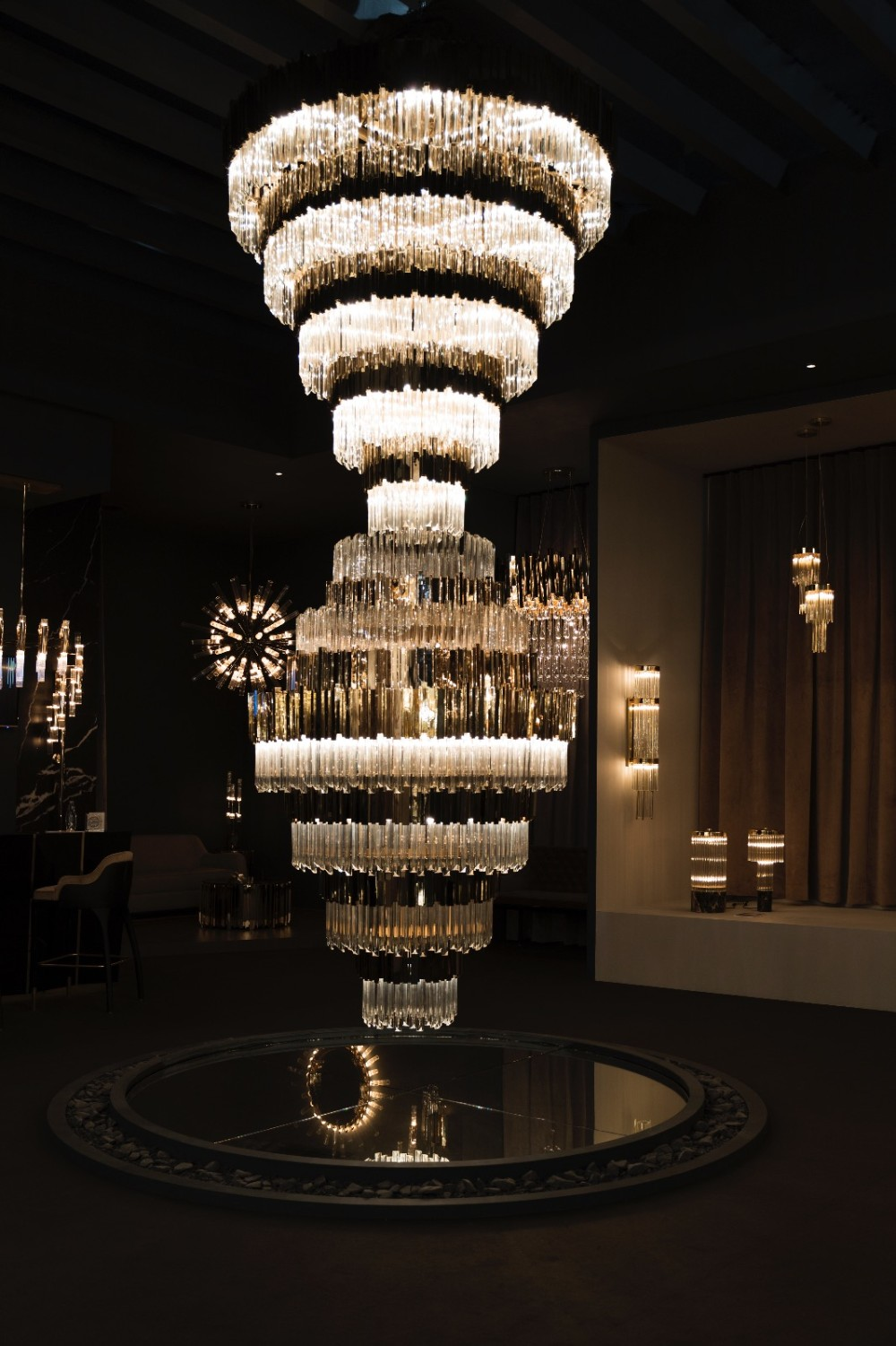 new lighting designs Discover LUXXU's New Lighting Designs At iSaloni 2019 Discover LUXXUs New Lighting Designs At iSaloni 2019 02