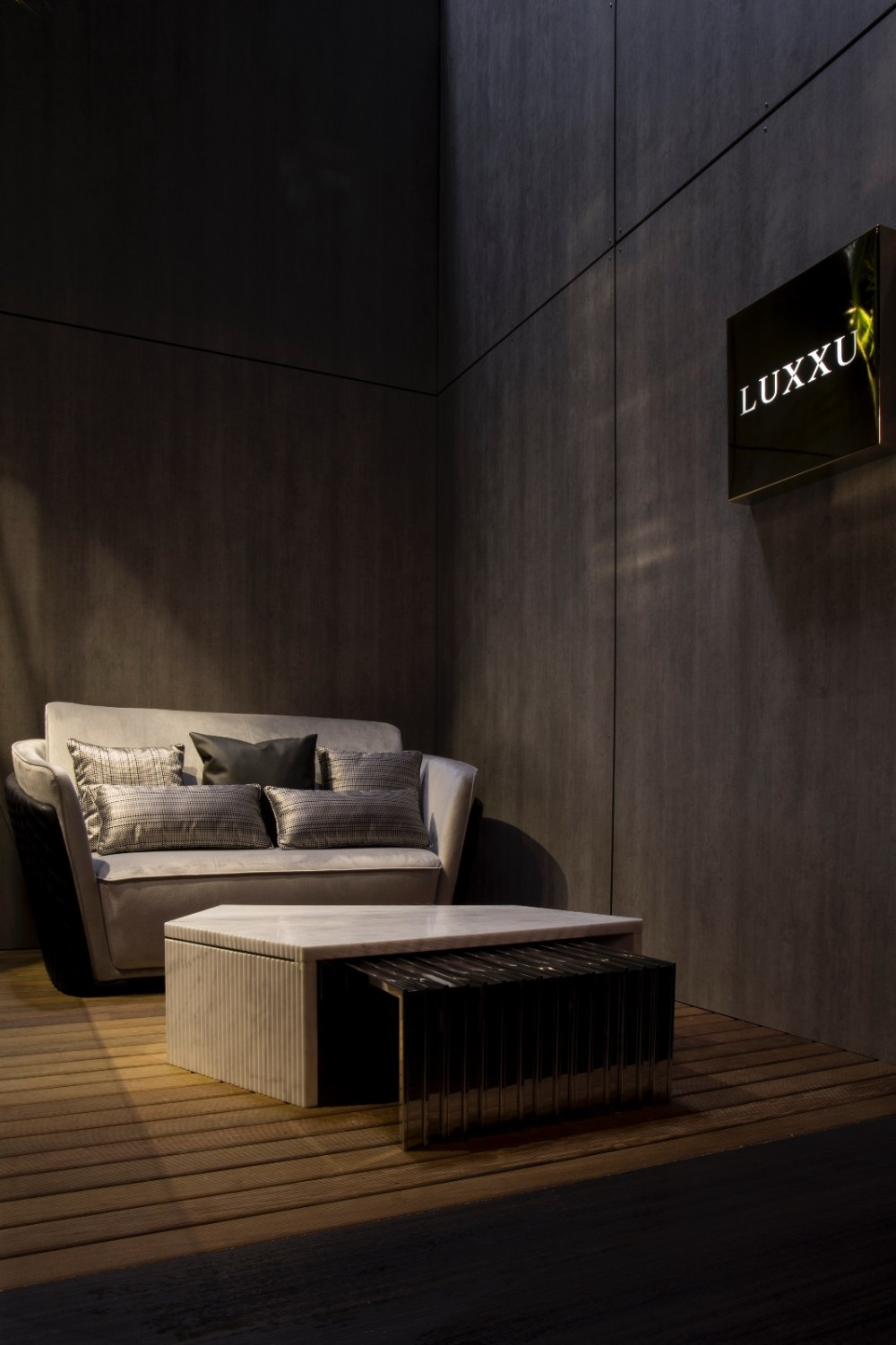 Meet LUXXU's New Furniture Designs At iSaloni 2019 05 new furniture designs Meet LUXXU's New Furniture Designs At iSaloni 2019 Meet LUXXU   s New Furniture Designs At iSaloni 2019 05